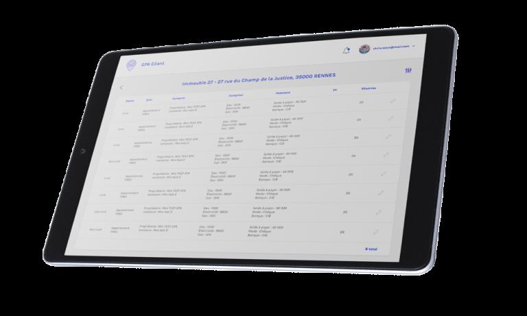 La plateforme web GPA Client, complément de BatiScript